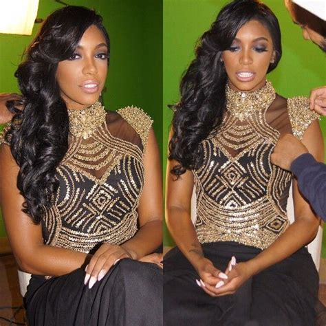 porsha williams without weave 17 best images about porsha stewart on pinterest