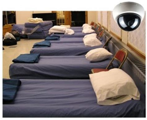 homeless shelter security camera systems nyc long island