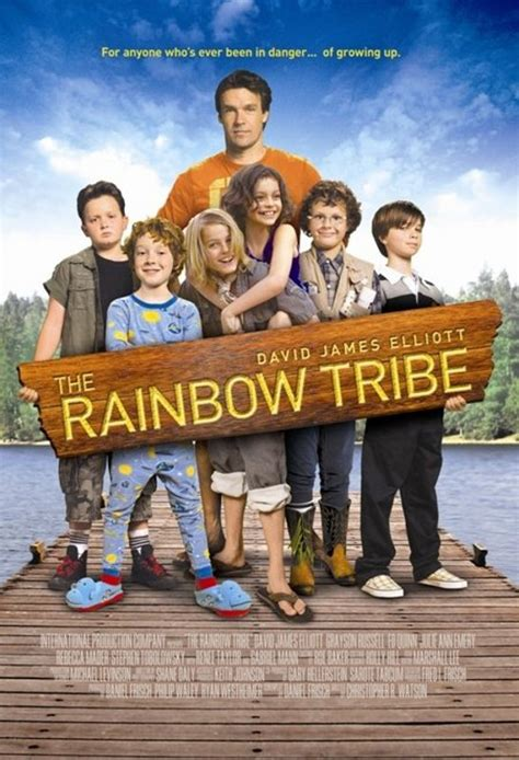film comedie familiale la tribu arc en ciel film 2011 allocin 233