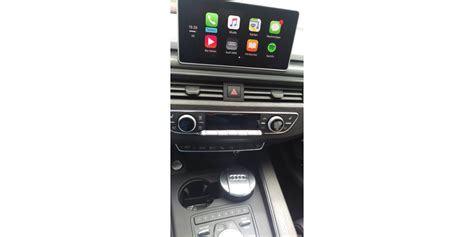 Audi Connect Kosten by Audi A4 Mit Connect Mmi Carplay Android Auto Und App Im