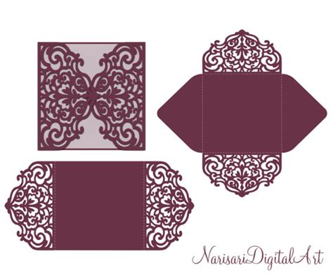 free nativity cricut three fold card template four fold envelope laser cut template svg by