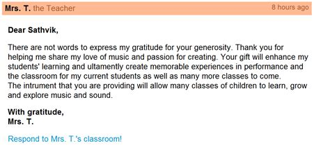 thank you letter to from elementary student donation page 52 lawyer s information portal
