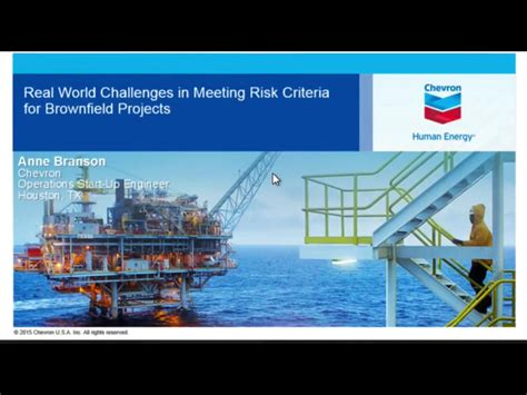 real world challenges in meeting risk criteria for
