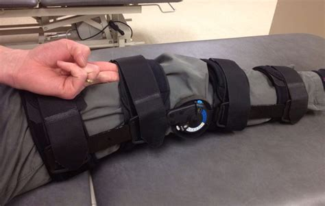 how to make a knee brace how to wear a knee brace so it fits correctly
