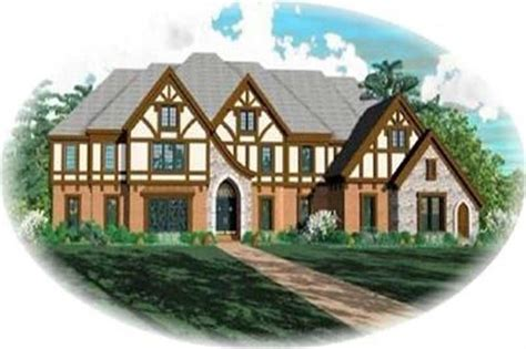 Half Timbered House Plans by German Half Timbered House Plans