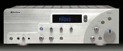 yamaha     integrated stereo amplifier profiled