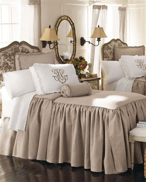 neiman bed linens taupe and white bedroom linens from neiman legacy