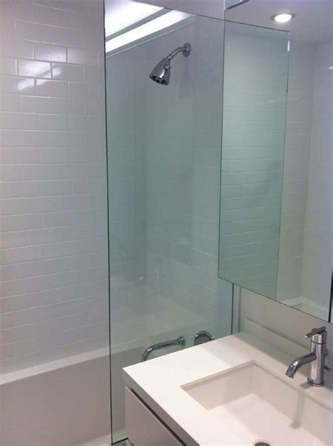 Glass Shower Door Splash Guard Shower Door Splash Guard Splash Guards Abc Shower Door And Mirror Corporation Serving The
