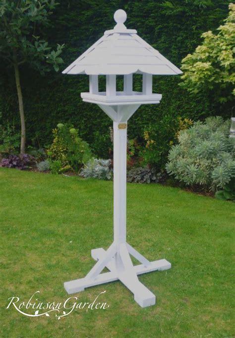 montague bird table bespoke handcrafted bird feeder