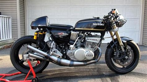 Cafe Racer Parts Suzuki Motorcycles Page 9