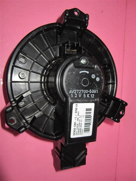 jaguar xf heater blower fan motor interior vent av272700