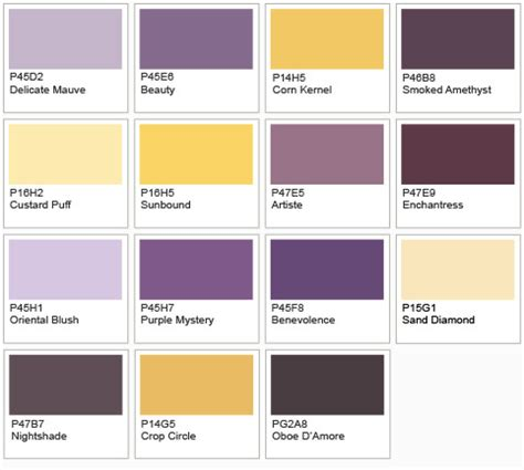 colors that compliment yellow aubergine and colors that compliment search