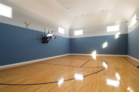 10 best sport court home gyms images on