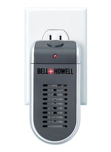 bell and howell in ionizer drleonards