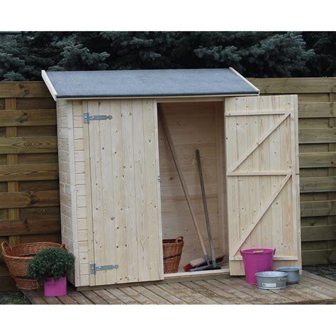 armadi da giardino in legno armadio casetta in legno acquista da obi