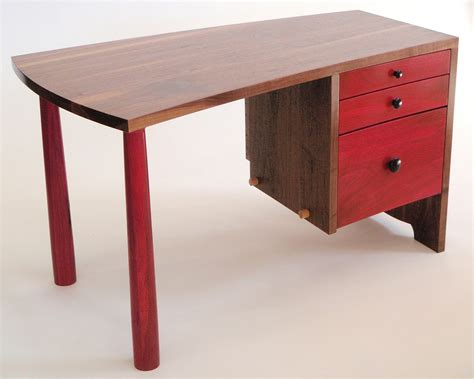 tairone desk by todd bradlee wood desk artful home