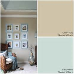Painted Bathroom Ideas my coastal colors sand and sisal
