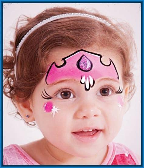 imagenes de uñas pintadas faciles para niñas caras pintadas faciles excellent cmo hacer un maquillaje