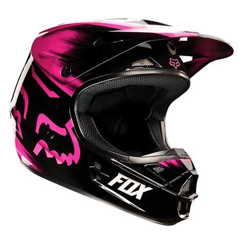 womens motocross helmets casque fox v1 vandal motovip