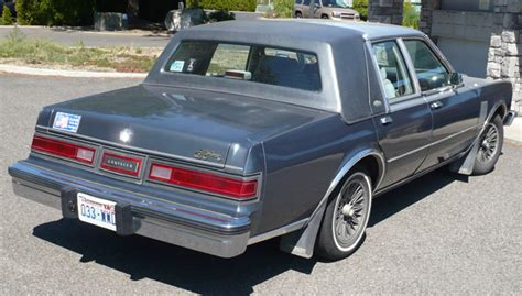 86 Chrysler New Yorker by 1986 Chrysler New Yorker Fifth Avenue