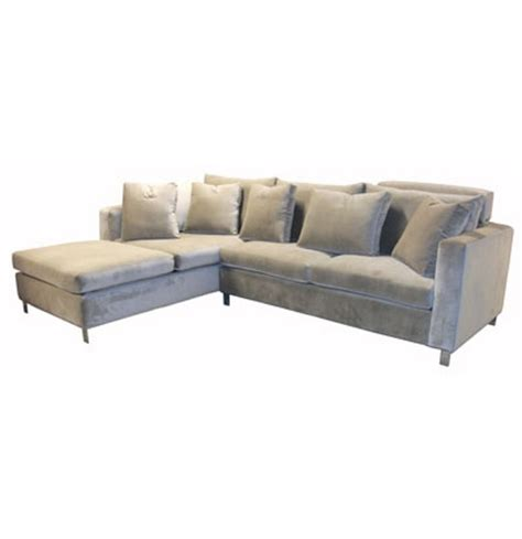 wide chaise sofa wide chaise sectional with metal legstest