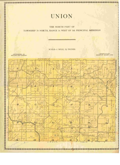 Independence County Court Records Appanoose County