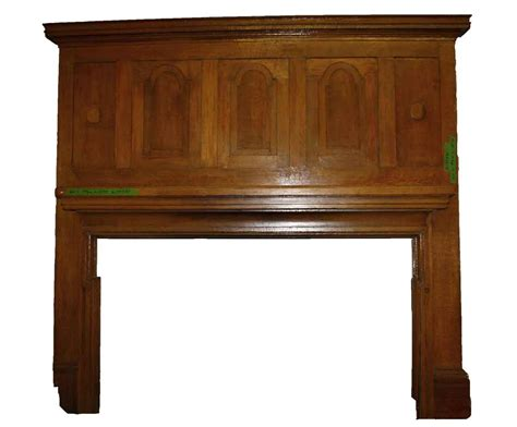 large fireplace mantels large oak fireplace mantel olde things