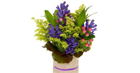 flower design institute floral design institute hyacinth care and handling