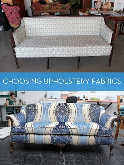 What To Consider When Choosing Upholstery Fabrics 187 Curbly
