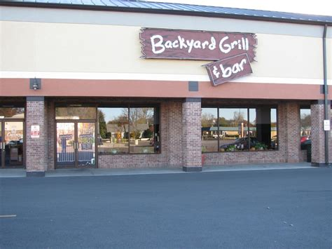 backyard grill restaurant backyard bar and grill fond du lac trepanier s backyard