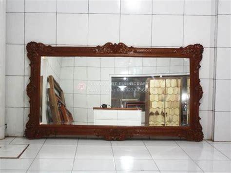 Cermin Ukiran Jepara dijual murah cermin jati ukiran jepara bergaransi