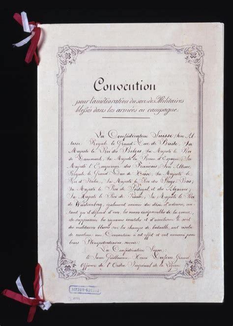 geneva convention file geneva convention 1864 ch bar 29355687 pdf