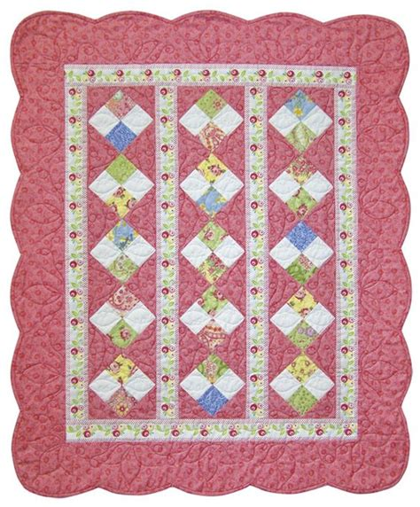 Whirligig Quilt Pattern by Whirligig Eleanor Burns Signature Quilt Pattern Quilt