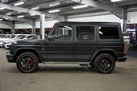 used mercedes g used 2017 mercedes benz g class amg g 63 4matic edition