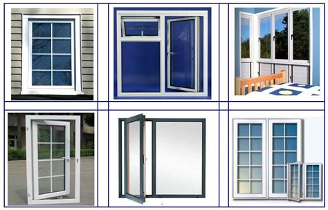 swing open windows pvc casement glass color changing window buy glass color