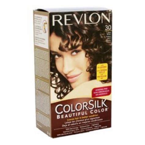 revlon colorsilk colors revlon colorsilk hair color dye brown 30 hair