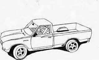 Truck Outline by Truck Outline Cliparts Co