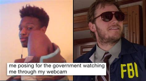 Watch Me Meme - 17 memes about the fbi agent currently watching you
