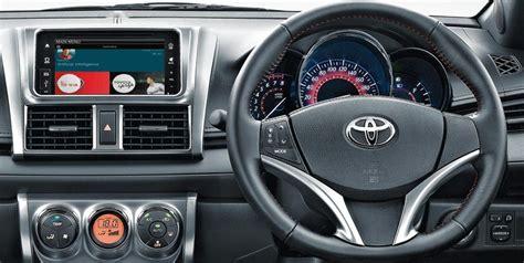 Lcd Untuk Yaris intip kemewahan toyota yaris terbaru mobilmo