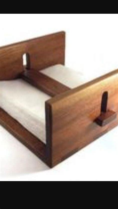 wooden napkin holder home ideas wood modern napkin