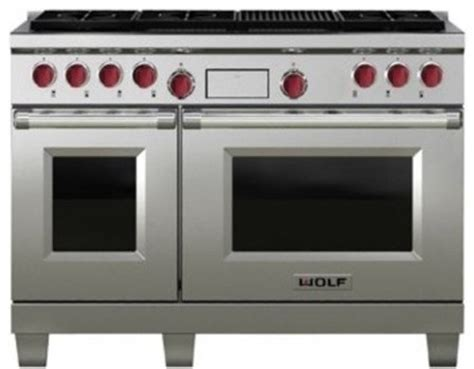 wolf 48 gas range 48 quot gas range wolf or thermador