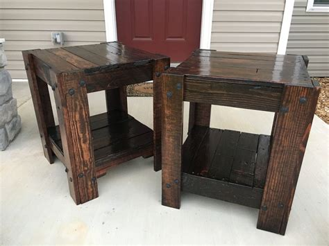 pallet  table  steps  pictures