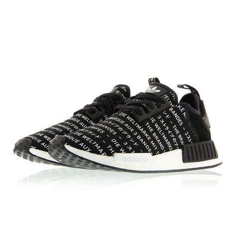 Adidas Nmd 3 adidas nmd r1 3 stripes black the sole supplier