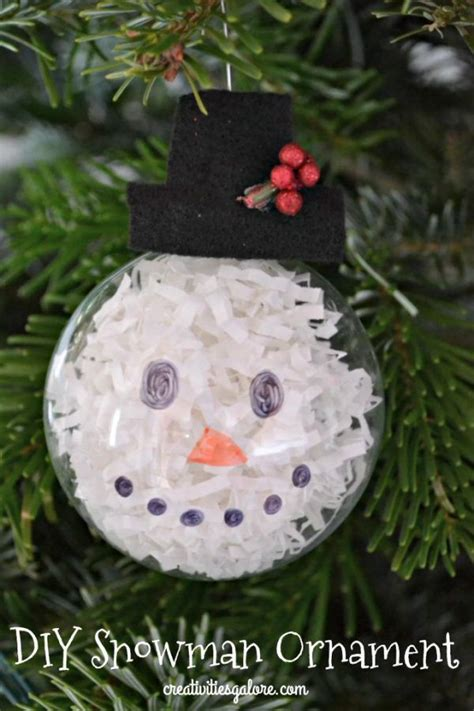 unique easy christmas ornaments ideas  pinterest