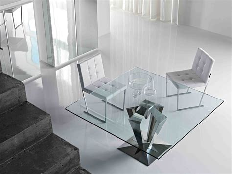 square glass dining table for 8 40 glass dining room tables to rev with from rectangle