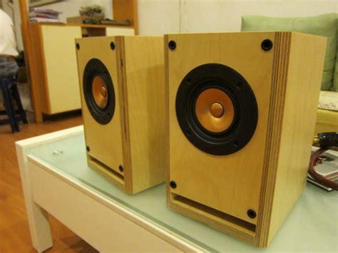 Mdf Italia Random Bookcase Wooden Bookshelf Speakers Audioengine A5 5 Quot Active 2 Way