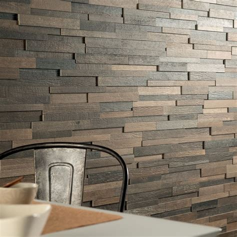 Wood Plank Wall Covering