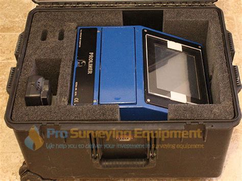 2009 Prodim Proliner 8 3d Digital Templating System Digital Templating Systems