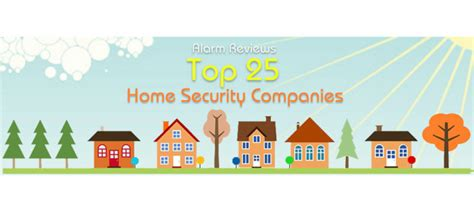 home security company comparison archives