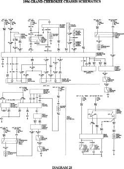 97 Jeep Grand Cherokee 5 2l V8 Zj Engine Wiring Diagram